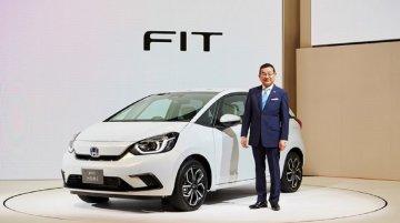 नई 2020 Honda Jazz से हटा पर्दा, क्या भारत में भी होगी लॉन्च?
