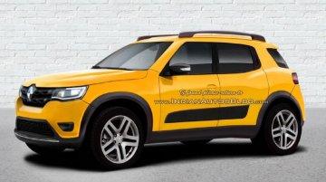 Renault HBC का 2020Auto Expo में होगा डेब्यू, Vitara Brezza और Tata से होगा मुकाबला