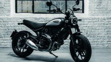 Meet the new 2020 Ducati Scrambler Icon Dark