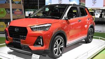 Daihatsu Rocky unveiled at 2019 Tokyo Motor Show