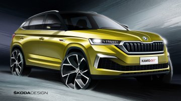 """Skoda """"genuinely"""" considering coupe SUV for India - Report"""