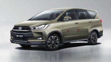 कैसी होगी नई 2020 Toyota Innova Crysta? यहां जाने पूरी डिटेल