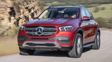 2020 Mercedes GLE bookings commence in India