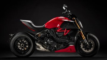 2020 Ducati Diavel 1260 and Diavel 1260 S get new colour options