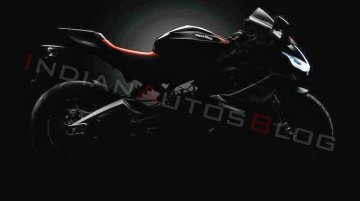New teaser gives a glimpse of the front fascia of Aprilia RS 660 [Video]