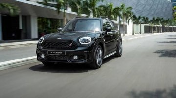 MINI Countryman Black Edition launched in India at INR 42.40 lakh
