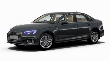 Old facelifted Audi A4 launched in India, priced from INR 42 lakh