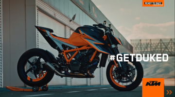 KTM 1290 Super Duke R prototype bike fully revealed ahead of EICMA 2019 [Video]