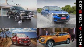The Best SUVs of 2019   Kia Seltos, MG Hector, Tata Harrier, Hyundai Venue & Hyundai Kona Electric