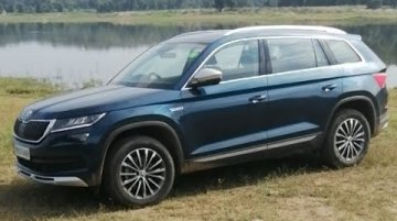 Skoda Kodiaq Scout Live From Pench Tiger Reserve