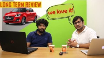 Maruti Swift ZXi AGS | Long-Term Review | What We Think Of It After 4 Months And 5,000km Of Use