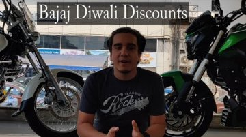 Full Details of Discounts on Bajaj Motorcycles This Diwali