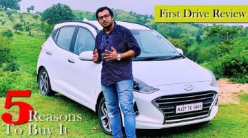 2019 Hyundai Grand i10 Nios Review - 5 Reasons To Buy