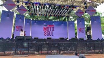 TVS Motor Racing Moto Soul Inauguration @ Goa