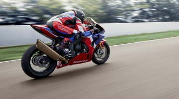 Honda's cumulative global motorcycle production hits 400 million units