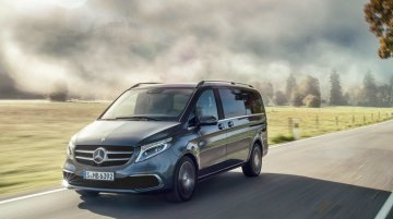 Mercedes V-class Elite to be launched in India on 7 November 2019 - Report