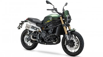 EICMA 2019: New Benelli Leoncino 800 Trail makes debut