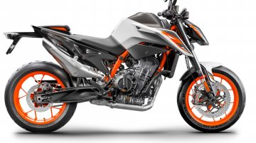 EICMA 2019: 2020 KTM 890 Duke R unveiled