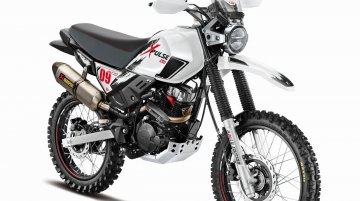 EICMA 2019: Hero XPulse 200 Rally Kit debuts