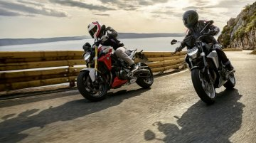 BMW F 900 R & BMW F 900 XR launched, prices start at INR 9.90 lakh