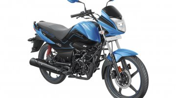 BS-VI Hero Splendor iSmart launched at INR 64,900
