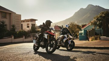 BMW G 310 R and G 310 GS get over 600 bookings this festive season