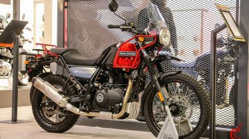 2020 Royal Enfield Himalayan to be sold in three new colours