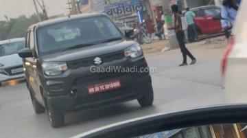 Maruti S-Presso CNG in the works?