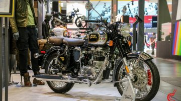Royal Enfield developing electric motorcycles - Report