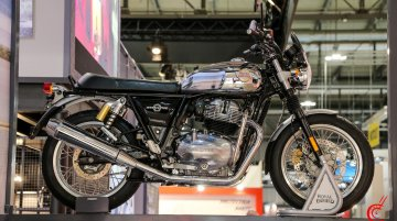 BS-IV Royal Enfield Interceptor INT 650 and Continental GT 650 dispatches stopped