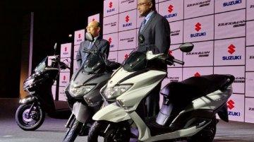 Suzuki Motorcycle भारत में लॉन्च करेगी हाई कैपिसिटी स्कूटर
