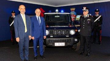 Suzuki Jimny इटेलियन पुलिस के बेड़े में शामिल, भारत में भी होनी चाहिए?