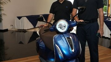 Bajaj Chetak electric to be sold in only India initially, no plans for export - Report