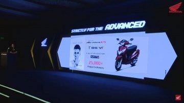 BS-VI Honda Activa 125 sales cross 25,000 units
