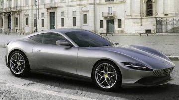 Ferrari Roma front-engined V8 coupe unveiled