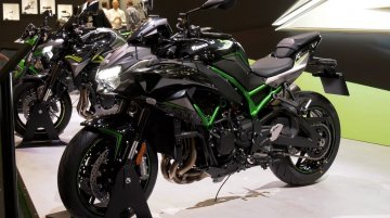 Kawasaki stand at EICMA 2019 | Kawasaki Z H2, 2020 Z900 and more