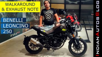 Benelli Leoncino 250 Walkaround (Hindi) and Exhaust Note