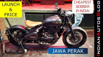 Jawa Perak Launch | Price & Walkaround