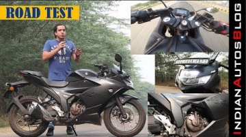 Suzuki Gixxer SF 250 | Road Test Review (Hindi) | The Perfect Everyday Sportsbike?