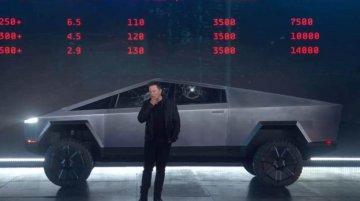 Tesla Cybertruck - Image Gallery