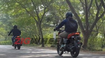 BS-VI TVS Apache RTR 160 4V and TVS Apache RTR 160 spied ahead of launch