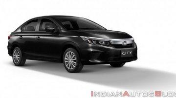 भारत के लिए अपडेट हुई नई Honda City से थाईलैंड में उठा पर्दा, जल्द होगी लॉन्च