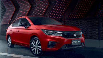 First-ever Honda City RS exterior & interior detailed