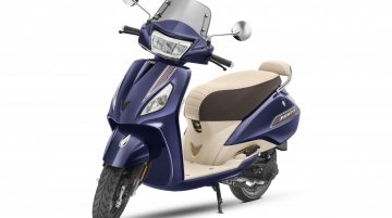 TVS Jupiter BS6 price hiked for the second time - IAB Report