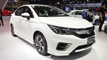 2020 Honda City Modulo - 2019 Thai Motor Expo Live [Full-HD Images]
