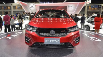 2020 Honda City RS - 2019 Thai Motor Expo Live [Full-HD Images]