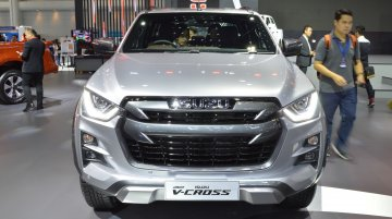 India-bound 2020 Isuzu D-Max V-Cross - 2019 Thai Motor Expo Live