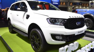 Ford Endeavour/Everest - Image Gallery