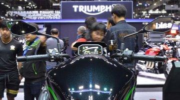 Kawasaki Z H2 - Image Gallery