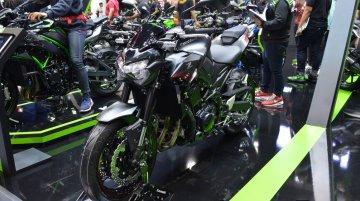 2020 Kawasaki Z900 at 2019 Thai Motor Expo - Image Gallery